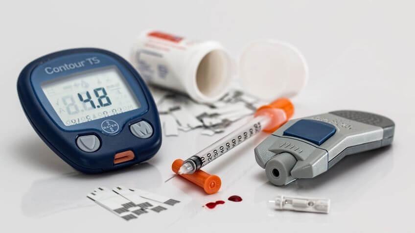 Droge mond 's nachts diabetes