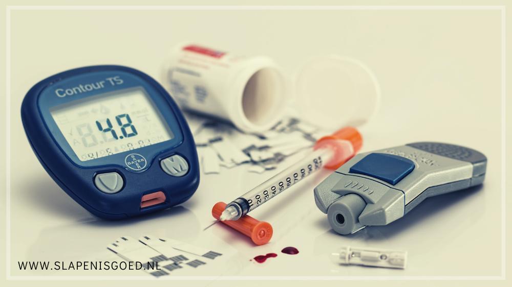Diabetes droge mond