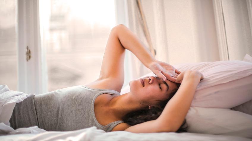 Slecht slapen overgang