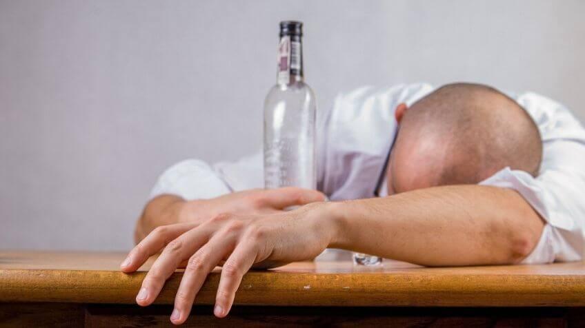 Alcohol niet goed om beter te slapen