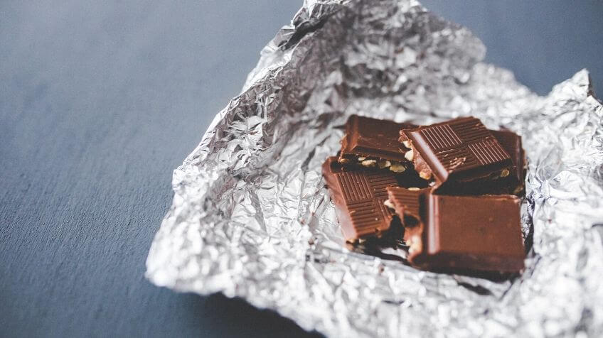 Donkere chocolade beter slapen