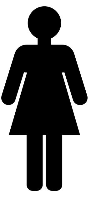 Candida vrouw