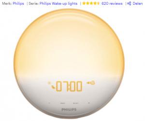 Wake Up Lights HF3520