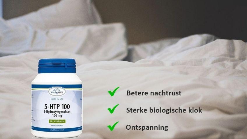 5 HTP beter slapen