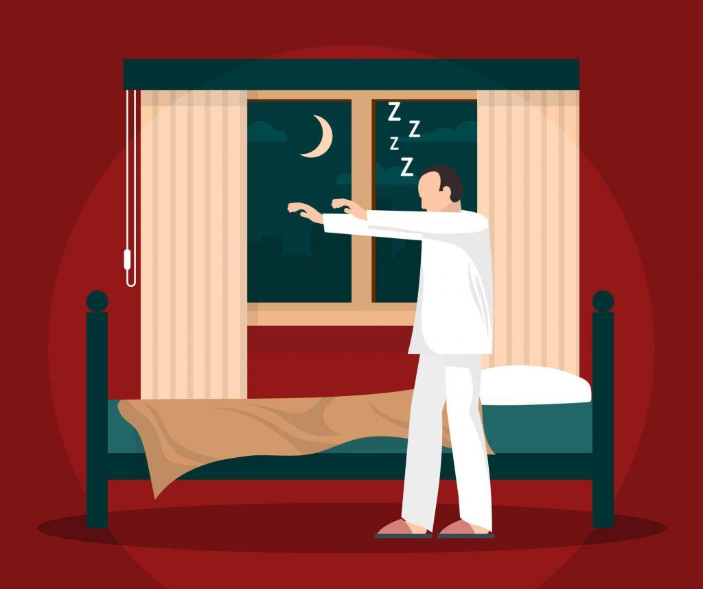 Mag je een slaapwandelaar wakker maken?