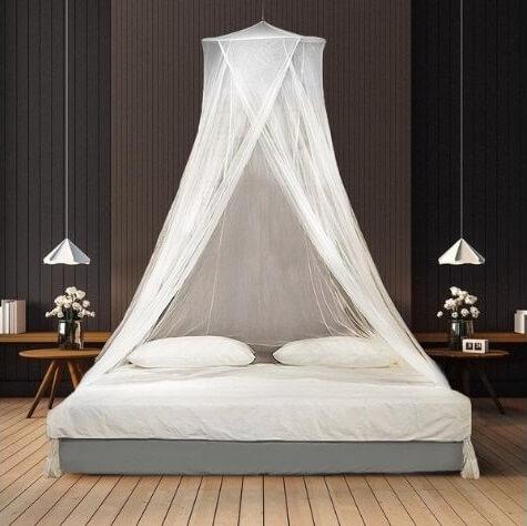 Middel tegen muggen op slaapkamer